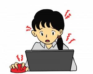 仕事中のストレスが原因で敏感肌に!?